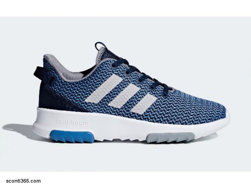 Scarpe Adidas LA Trainer 2 Uomo blu [Collegiate Royal Core Black White]