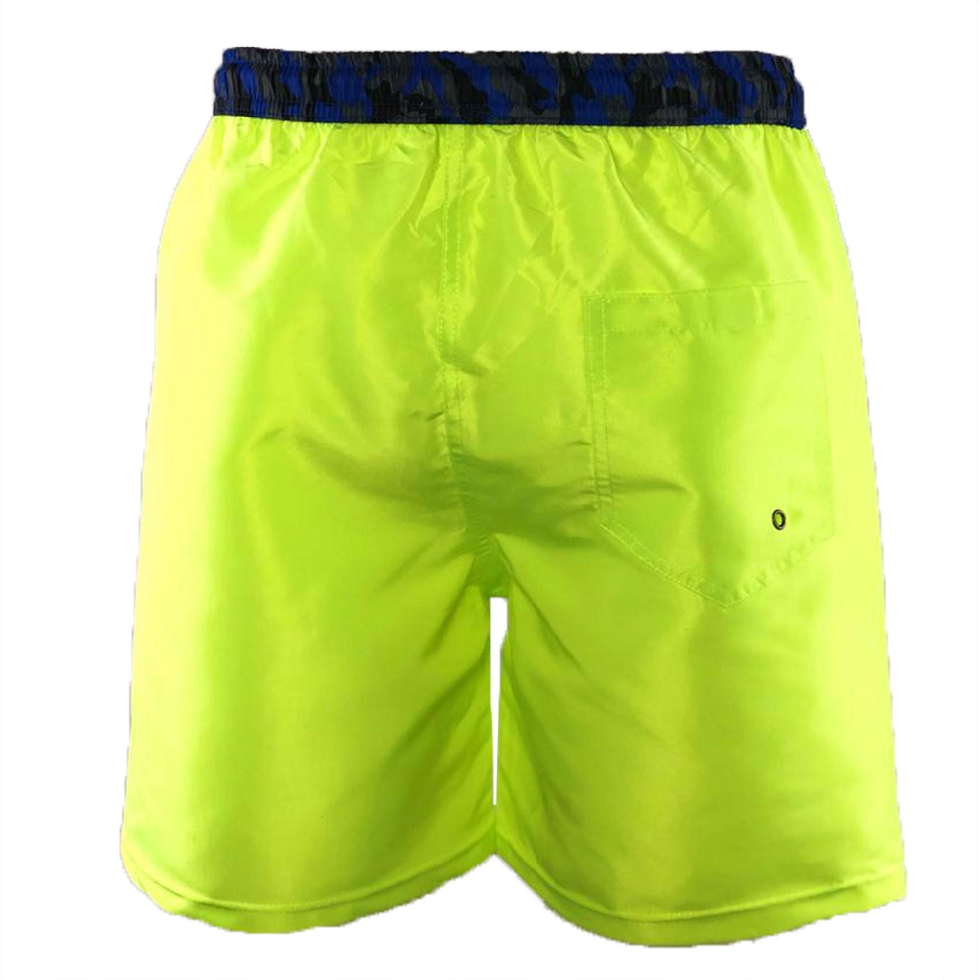 Costume-da-Bagno-Uomo-Boxer-Camouflage-Pantaloncino-Bermuda-Mare miniatura 7