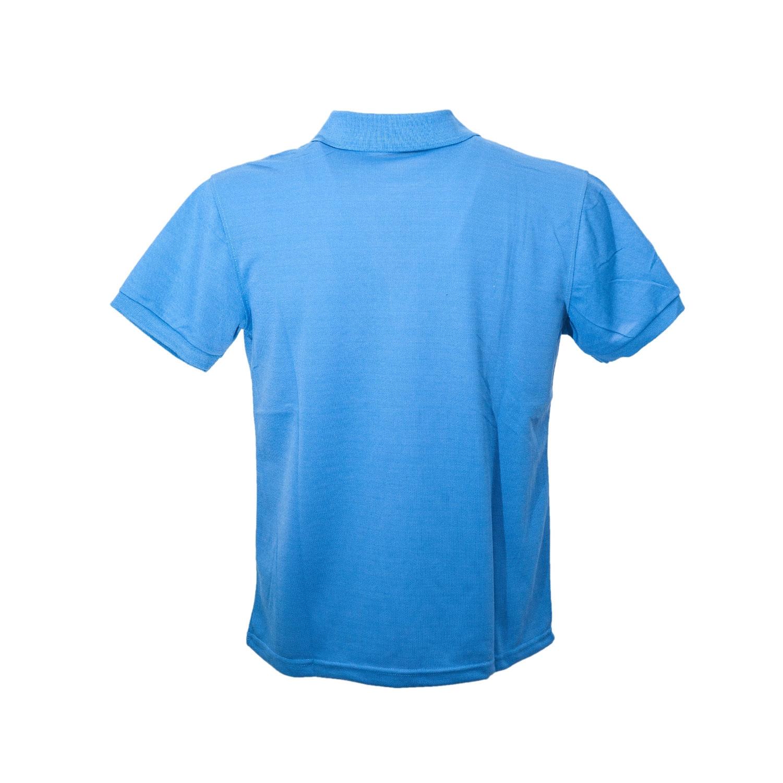 Polo-Uomo-Manica-Corta-Cotone-Maglia-Maglietta-Casual-T-shirt miniatura 12