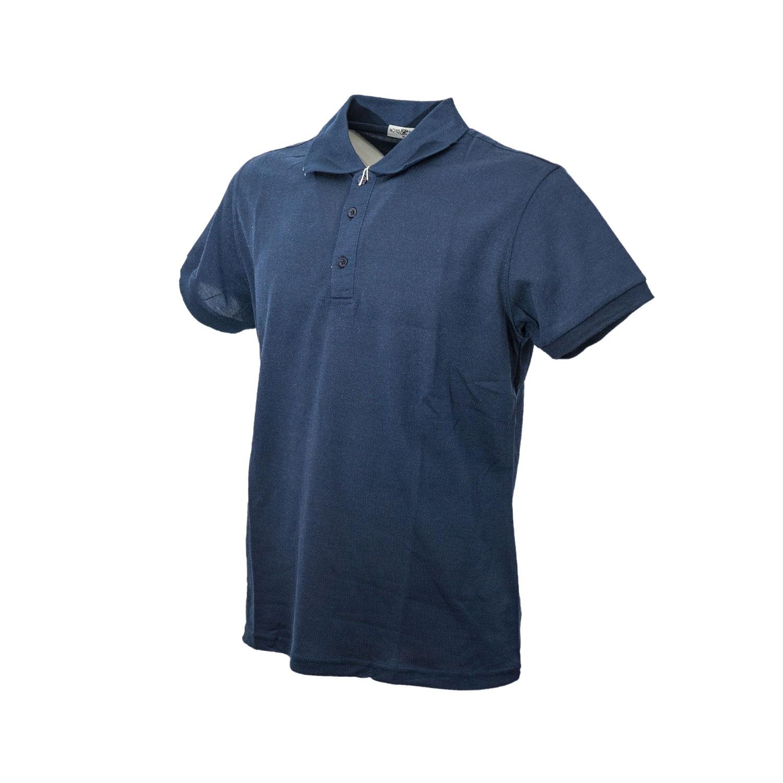 Polo-Uomo-Manica-Corta-Cotone-Maglia-Maglietta-Casual-T-shirt miniatura 6