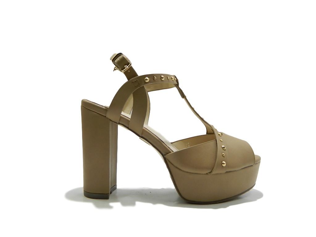 H85qw Sand Tacco Braccialini Donna Tua Scarpe Sandali Alto Ebay B2035 JFcTK13l