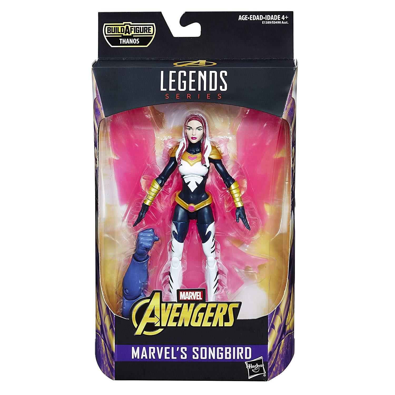 Marvel Legends Action Figure Songbird