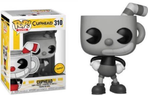 Cuphead Action Figure Chase Pop  Vinyl Action Figure Figure Figure 233cad