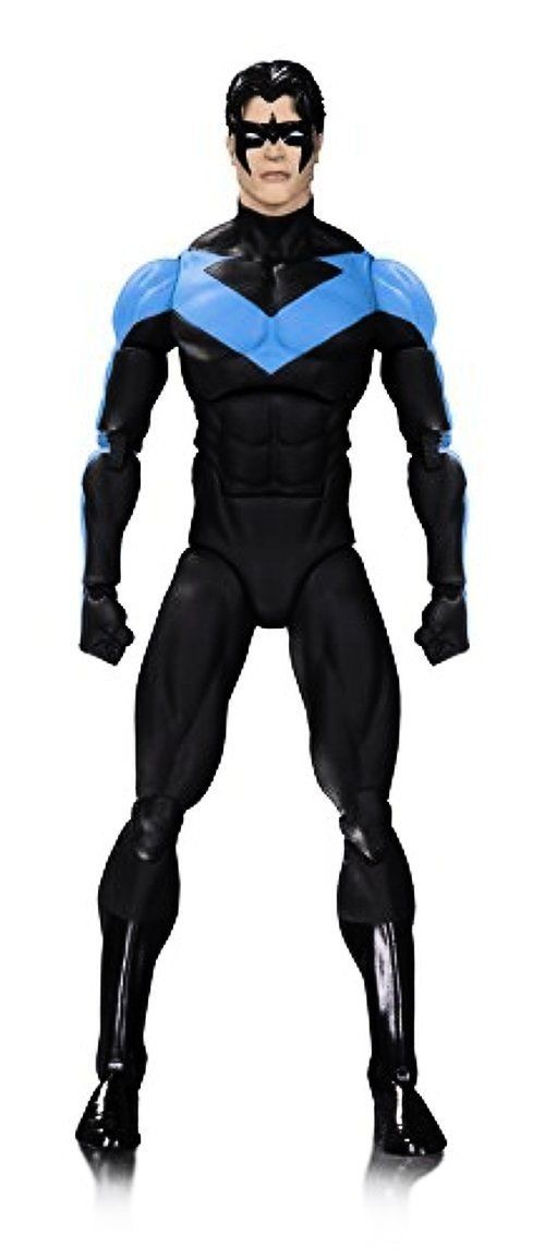 Dc - icons actionfigur nightwing dc sammlerstcke