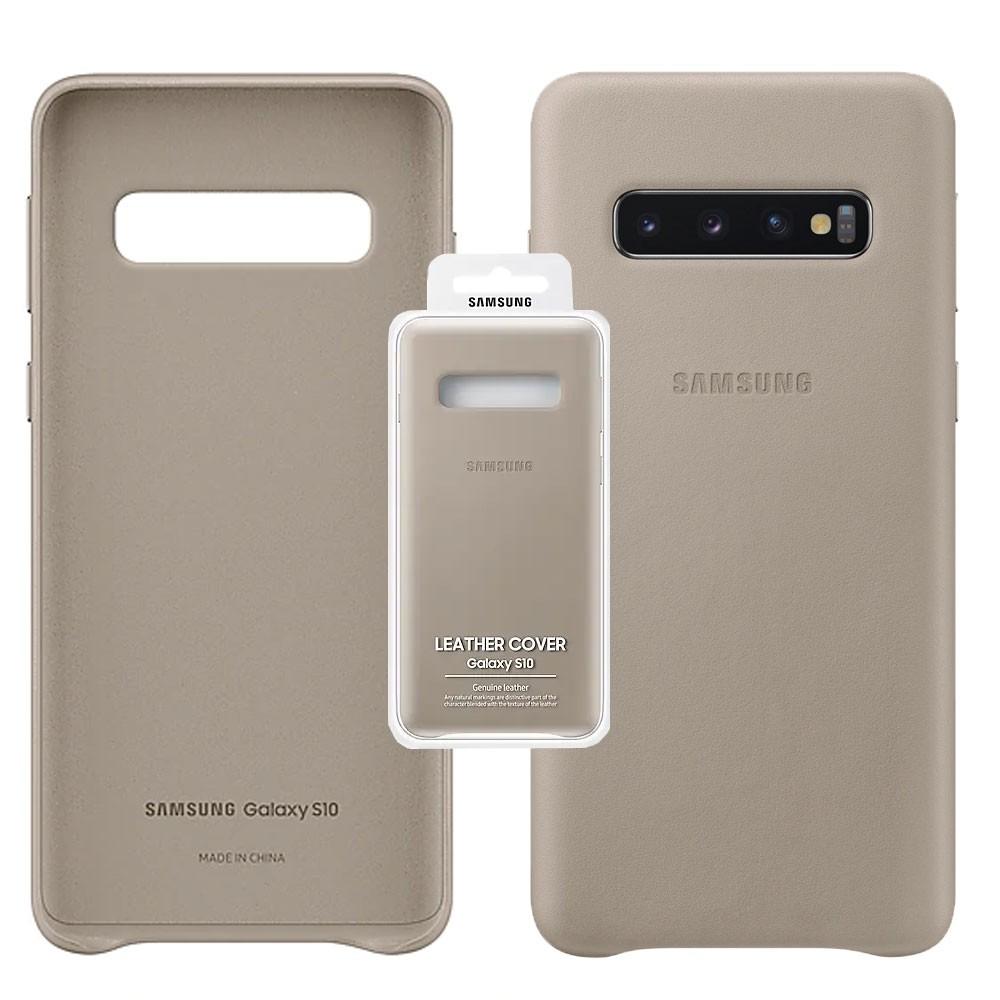 Custodia Originale Samsung PROTECTIVE COVER Per Galaxy S10 5G G977 Case Stand Up