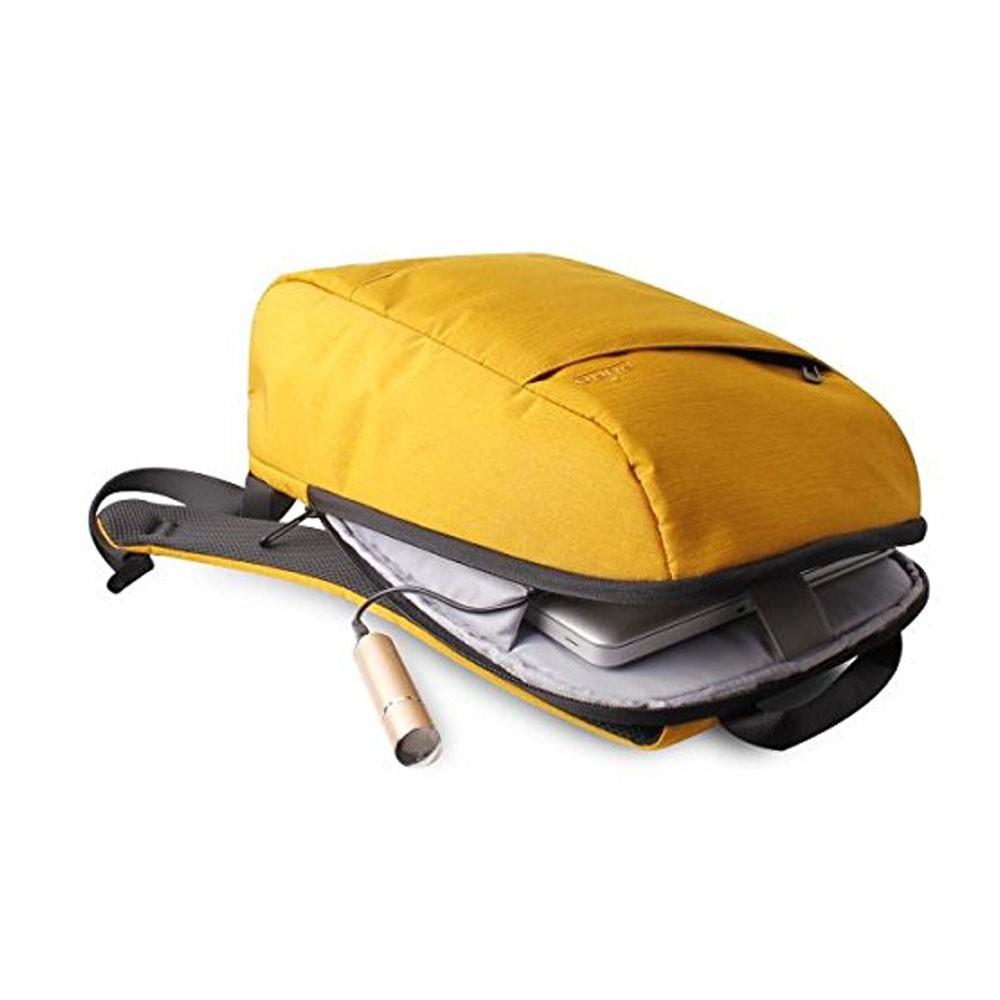 PURO-Zaino-BYDAY-Per-MacBook-Pro-15-034-e-Pc-Fino-15-6-034-con-porta-USB-esterna miniatura 8