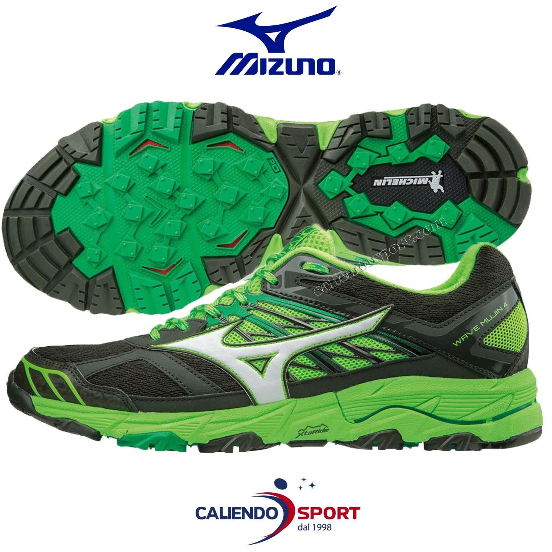 SHOE MIZUNO MEN J1Gj177001 Running Stroke Wave Mujin 4 Sport
