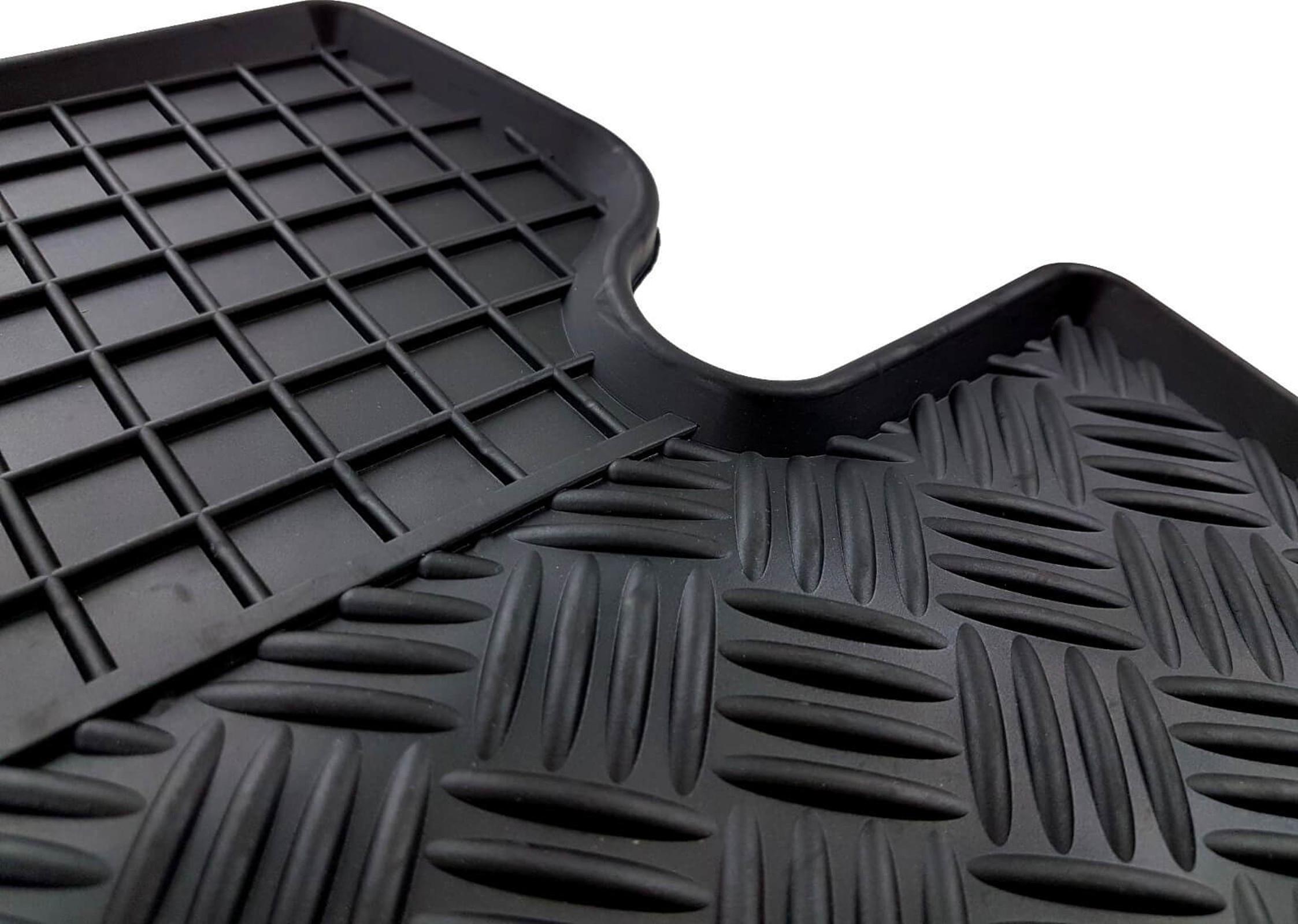 Ford Ecosport dal 2018- tappetini auto gomma inodore 3
