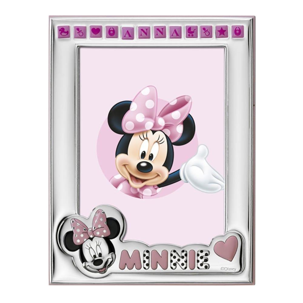 Bilderrahmen Silberrahmen Fotorahmen Disney Kind Minnie Anpassbare ...