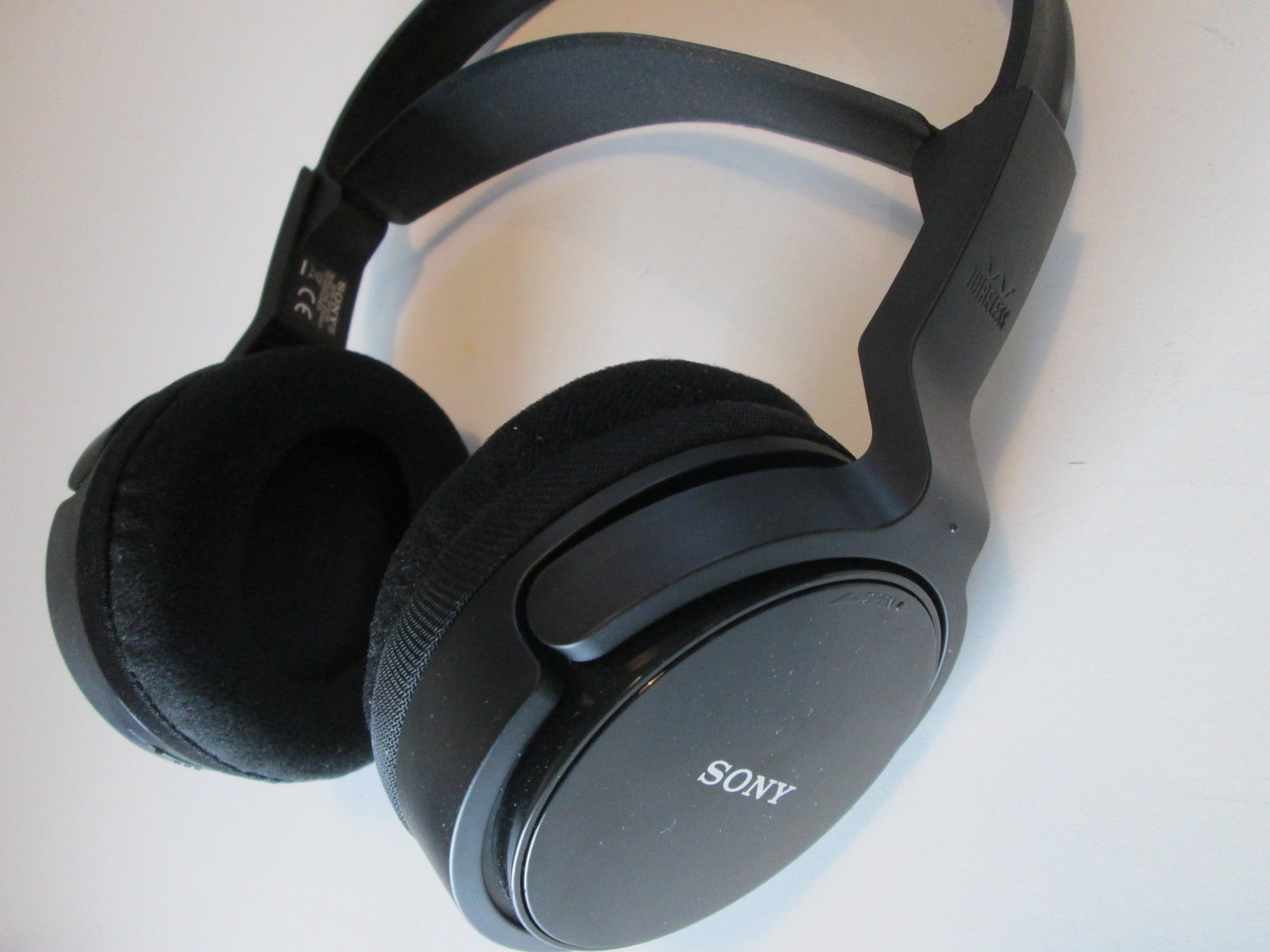 Sony-MDR-RF811RK-Cuffie-TV-Wireless-Radiofrequenza miniatura 3