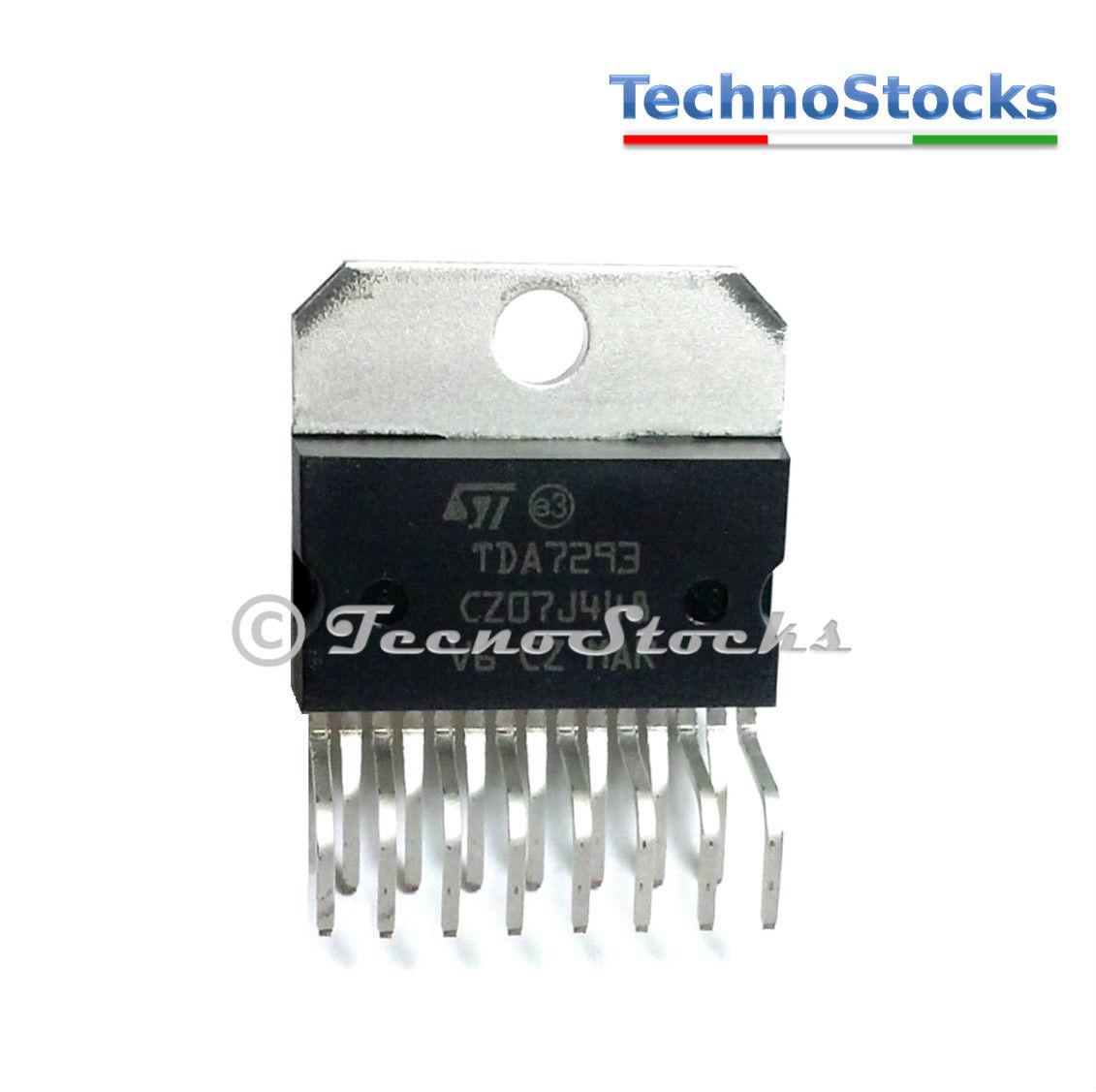 TDA7293 Amplificatore Audio 100W D-MOS