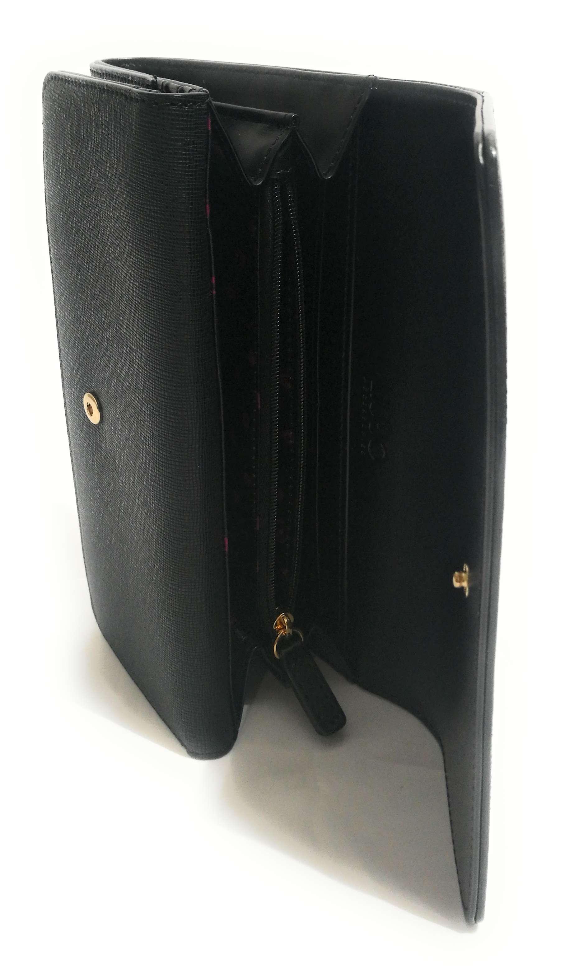 28ad6d18c6 PORTAFOGLIO DONNA LIU-JO DOUBLE BIFOLD XL ISOLA NERO A19LJ02 | eBay