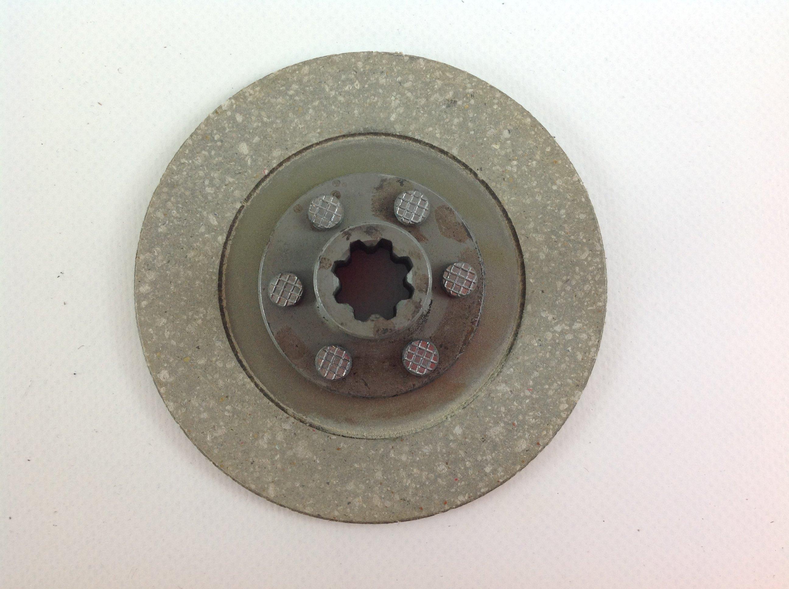disco Kupplung 15189 Einachsschlepper rapid 94x61x1,5 kompatibel ...