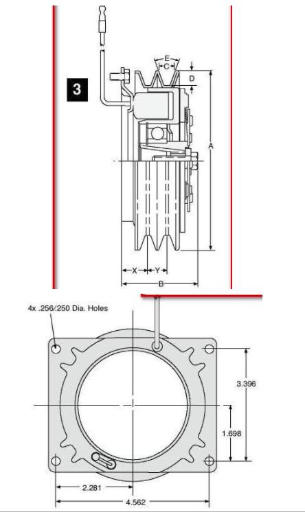 kupplung elektromagnetisch warner electric 1411