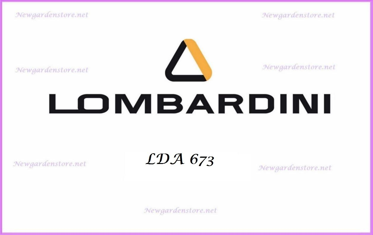 Ricambi non originali motore DIESEL LOMBARDINI LDA 673