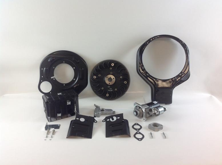 Kit avviamento elettrico volano 3ld lda diesel gasolio for Motore lombardini 3ld510 prezzo