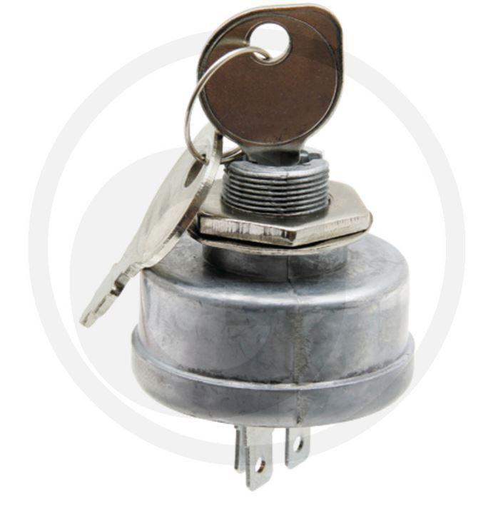 Schema Elettrico Trattorino Tagliaerba : Blocchetto accensione trattorino tagliaerba compatibile
