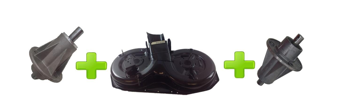 Lawn Mower Hub : Flat kit cut mower lawn nj hub blade holder