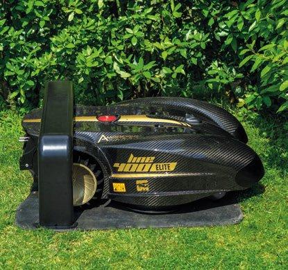 robot tondeuse tondeuse ambrogio l400 elite l ctrique 30000 m tre carr 84 cm ebay. Black Bedroom Furniture Sets. Home Design Ideas