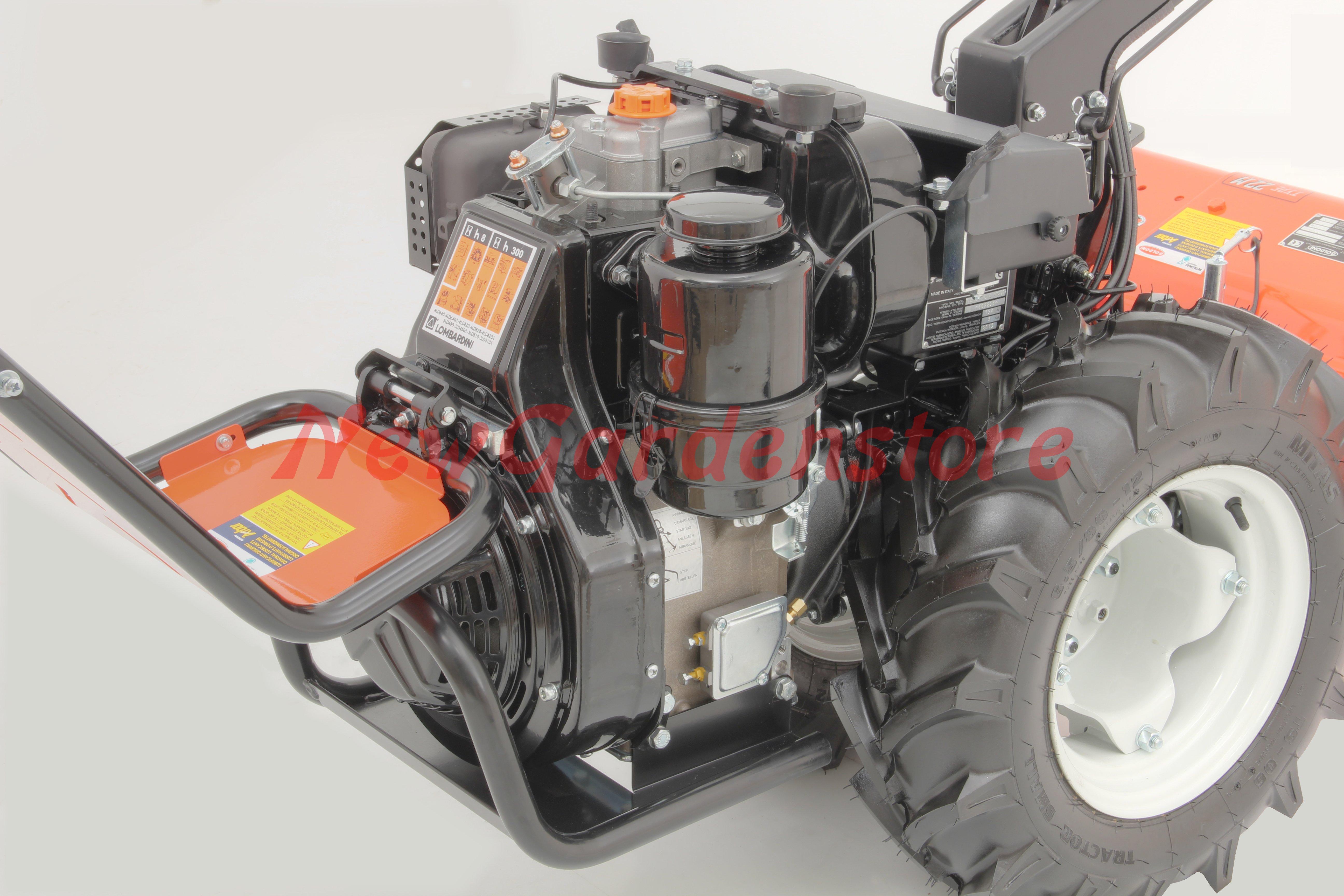 Motocoltivatore goldoni my special 14sr 14hp lombardini for Motore lombardini 3ld510 prezzo