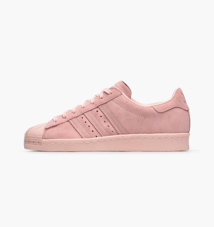 adidas superstar 80s w rosa