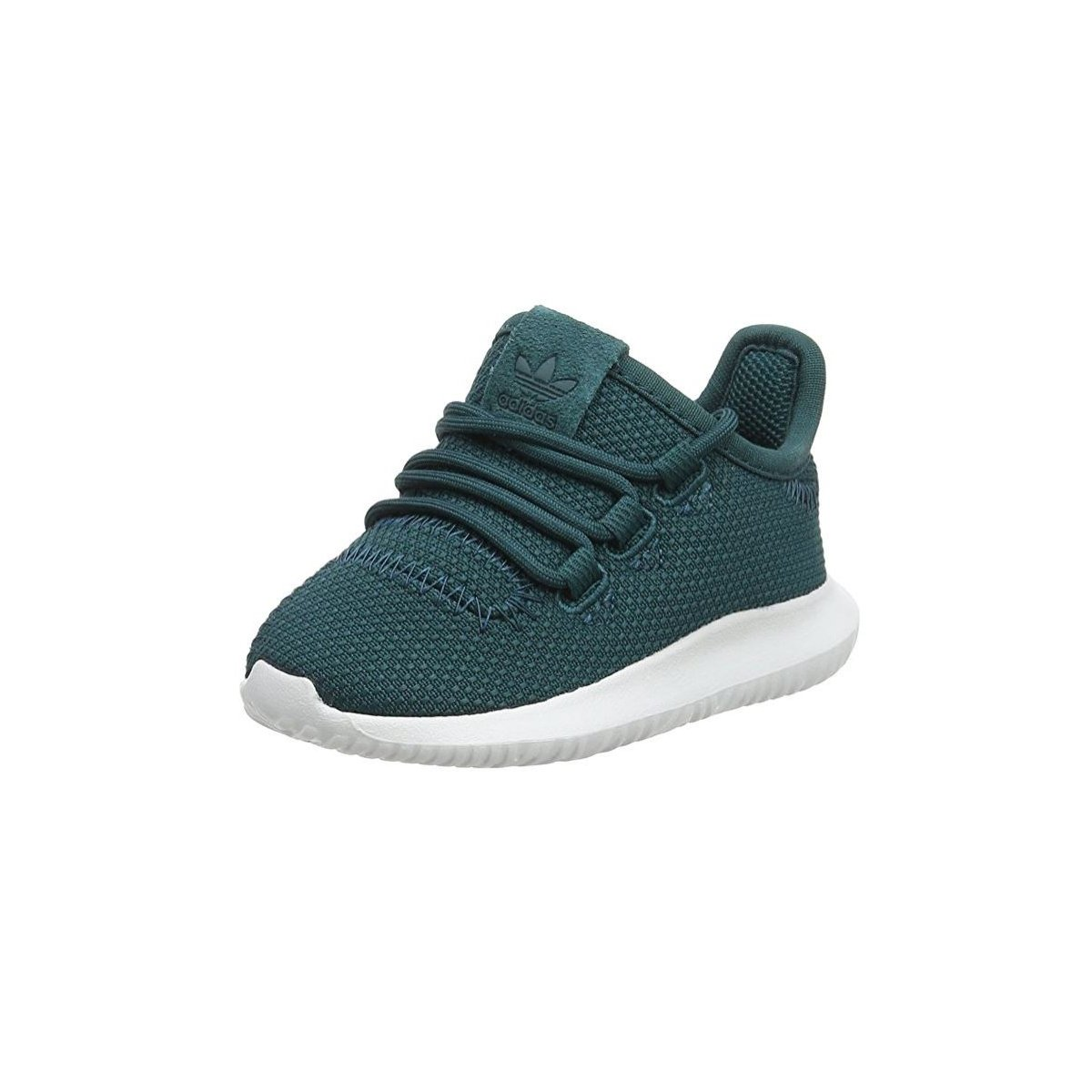 check out 76aae 611b4 Scarpe baby sneakers ADIDAS TUBULAR SHADOW in tessuto verde BB6759