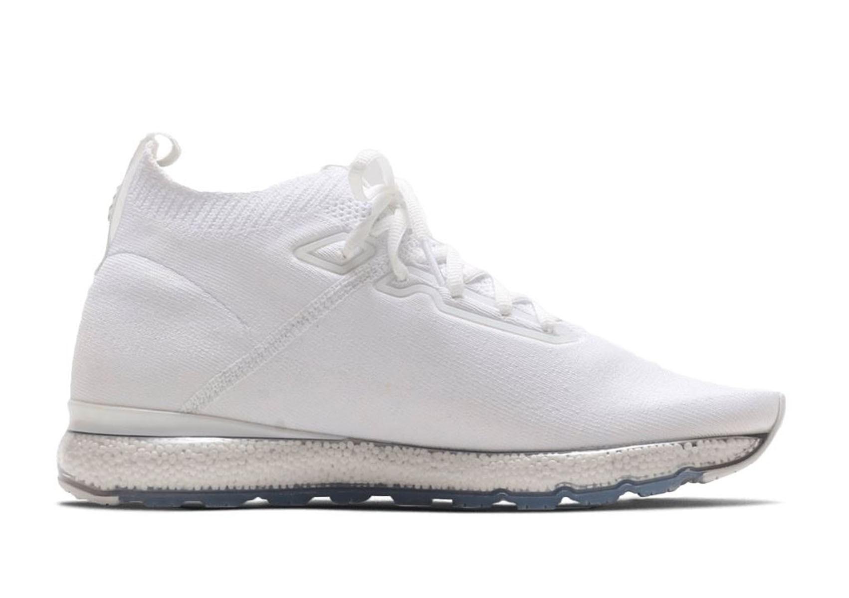 A Sneakers Puma Bianco In Tessuto Uomo Scarpe Alto Collo Jamming gRTwnH1Sxq d6bde081f21
