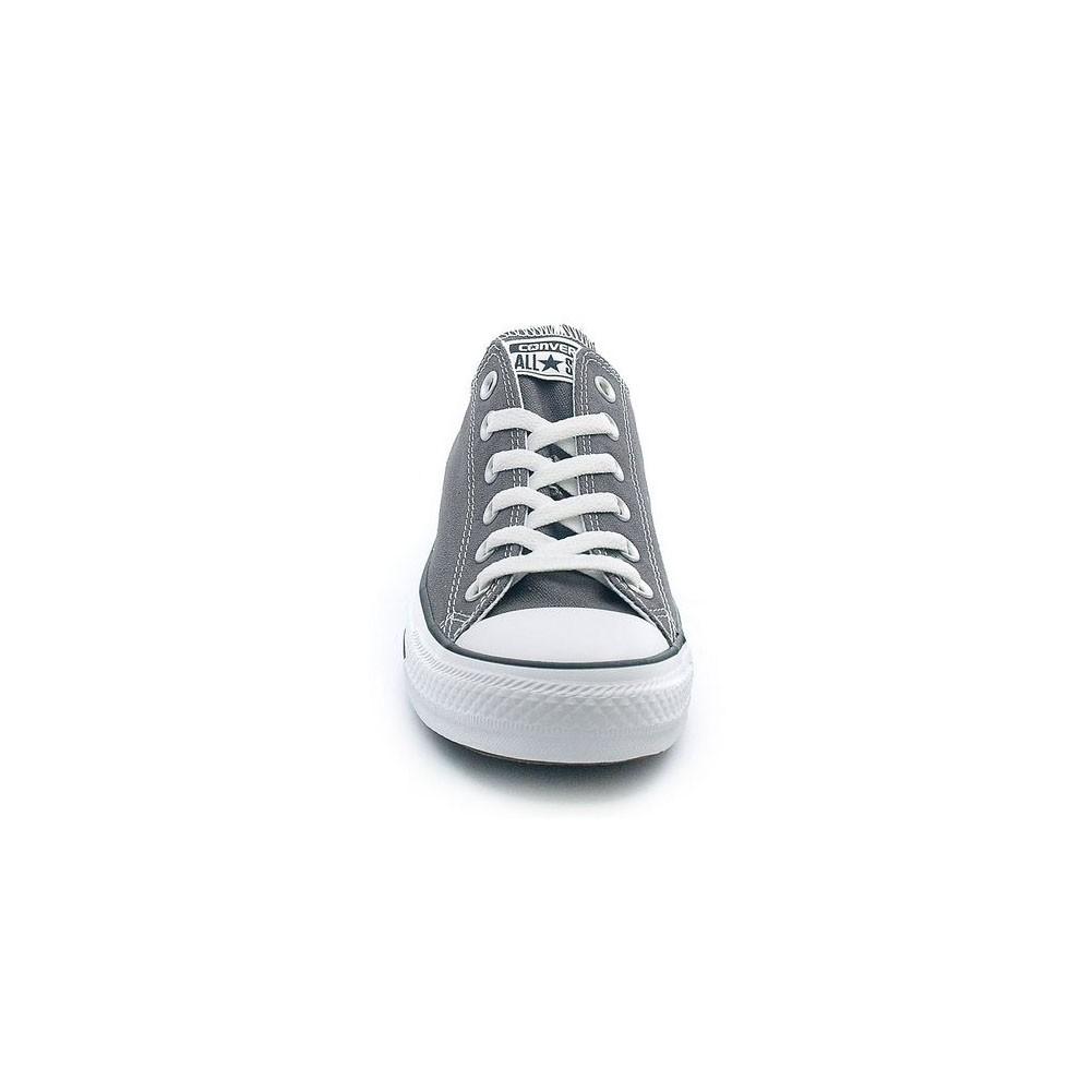 Scarpe Converse bassa Chuck Taylor Ox Canvas ALL STAR in tessuto grigio 1J794C