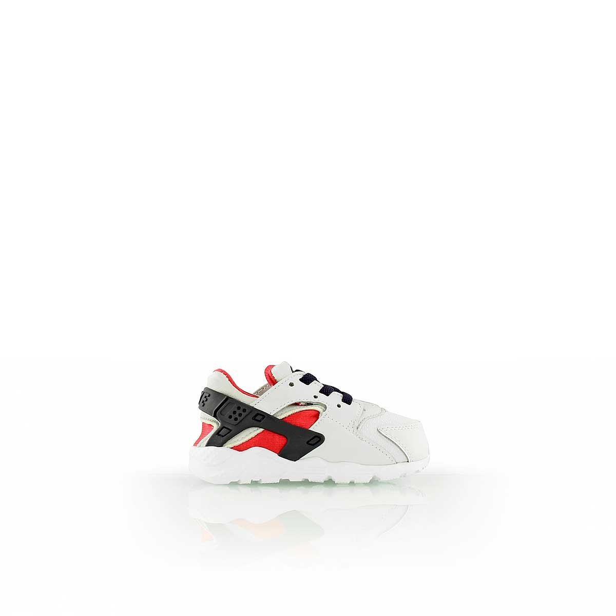 buy popular 7c7f8 a4fc8 ... Scarpe-baby-NIKE-Huarache-Run-White-pelle-bianco-