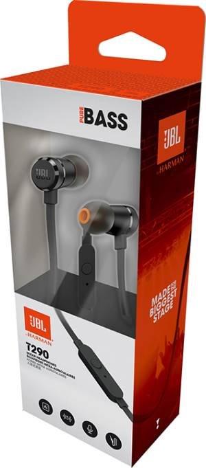 de51d3c09d1eb1 Jbl T290 Auricolari In-ear Cuffie Harman Universali per Smartphone ...