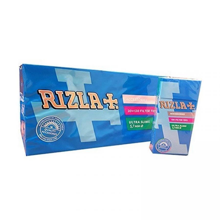 2400-filtri-Rizla-ultra-slim-da-5-7-mm-filtrini-in-stick-da-20-box-per-sigarette