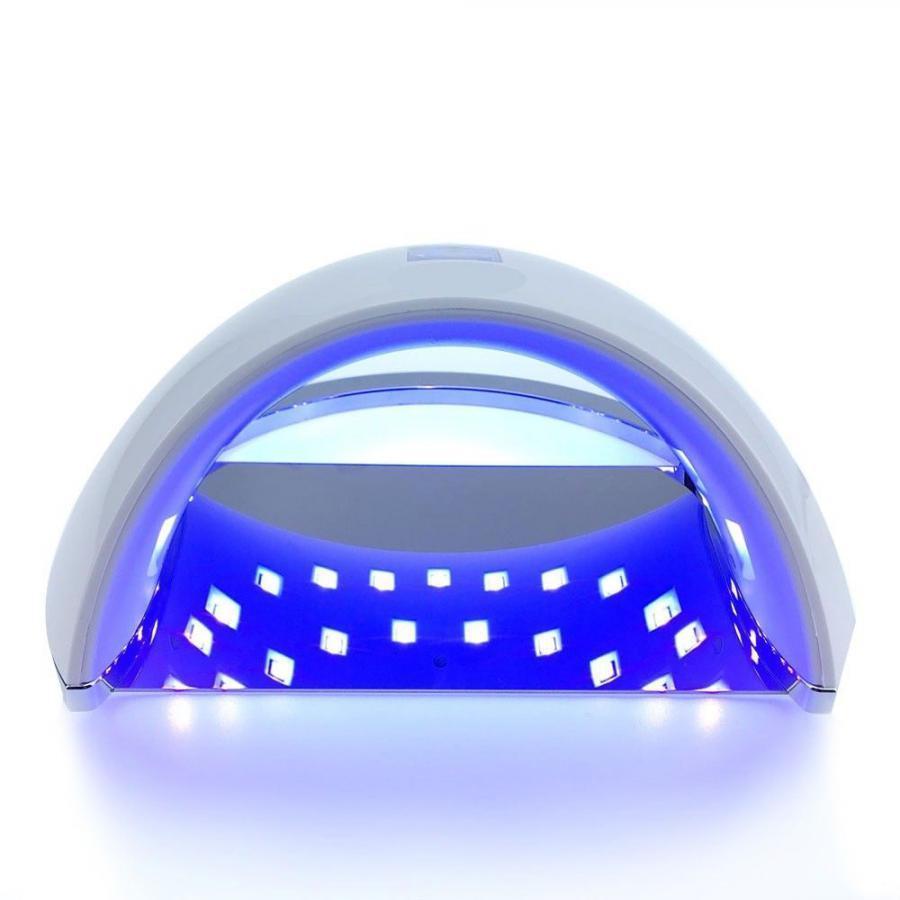 Fornetto Sun9S Nail Art Lampada Led Uv 48W Per Ricostruzione Colata Gel Unghie U